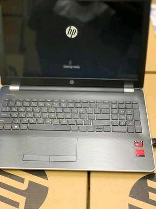 HP AMD A6 Laptop-256GB SSD+8gb Ram 2.5ghz Processor(in shop) image 2