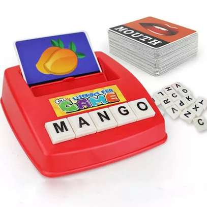 Words Spelling Games image 1