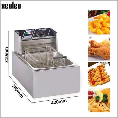 Single Deep Fryer image 1