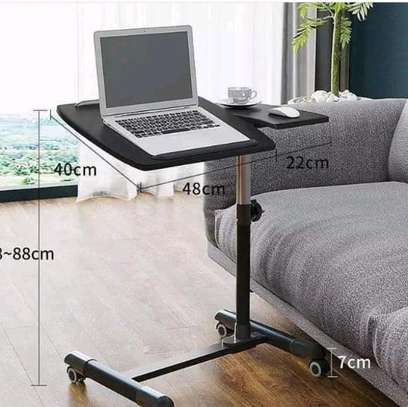 Height adjustable laptop stand image 1