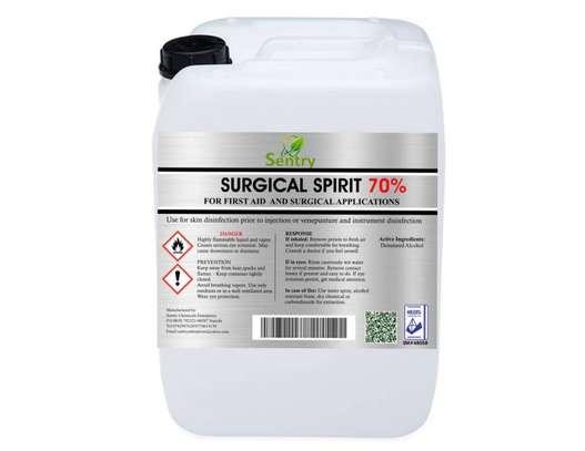 Surgical Spirit 70% - 5L - Sentry Chemicals Enterprises image 3