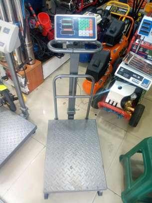 Digital Weighing Scale 600kg image 1