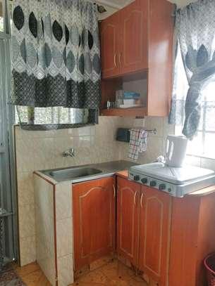A fully furnished studio apartment in kileleshwa image 5