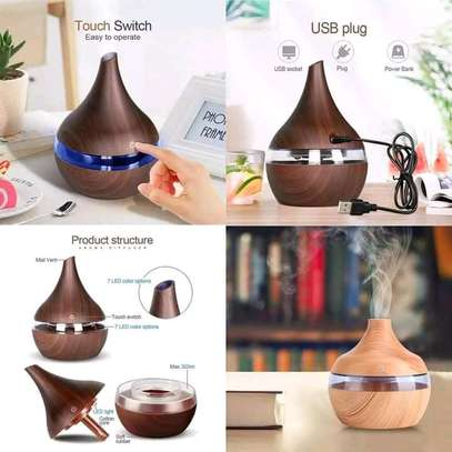 300ml Humidifier Rechargeable image 1