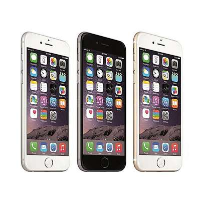 IPhone 6 Plus -16GB+1GB -5.5Inch-8MP Fingerprint Smartphone Silver/Gold image 1