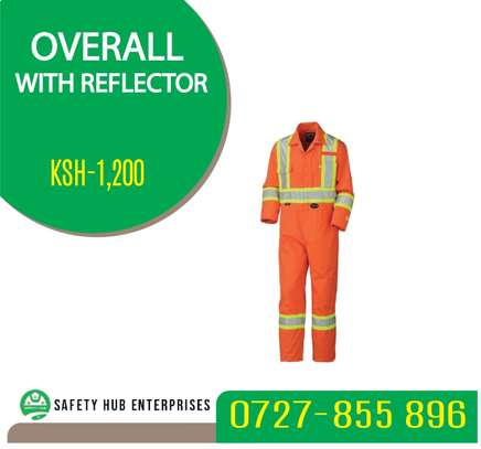 Overalls approved for industrial & construction use image 1