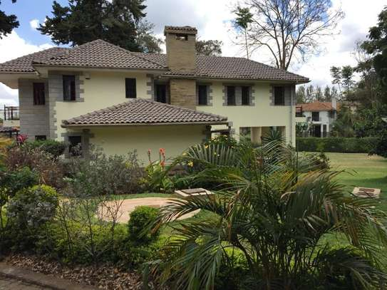 5 bedroom house for rent in Lower Kabete image 4
