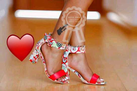 Trendy Chunky Heels image 4