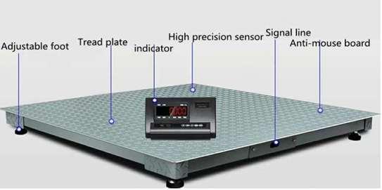 Digital Floor Scales & Platform Scales image 3