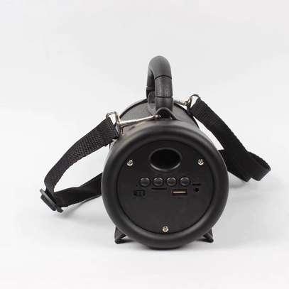 Bluetooth Speaker Outdoor With Shoulder Belt image 4