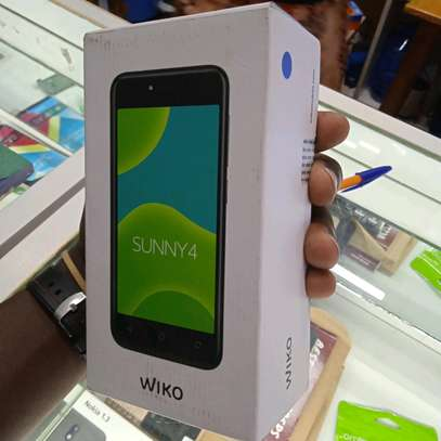 Wiko Sunny 4 16gb 1gb Ram 5mp Both Cameras+Delivery image 1