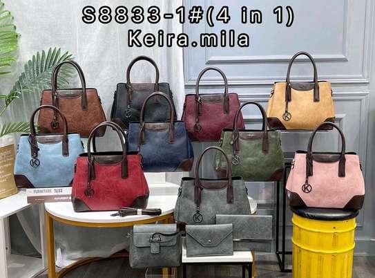4 in 1 quality handbags image 6