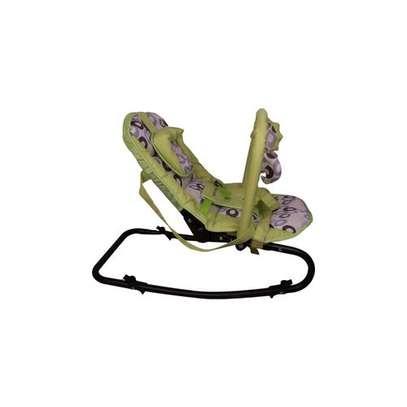 Infant bouncer/rocker- Lime green image 2