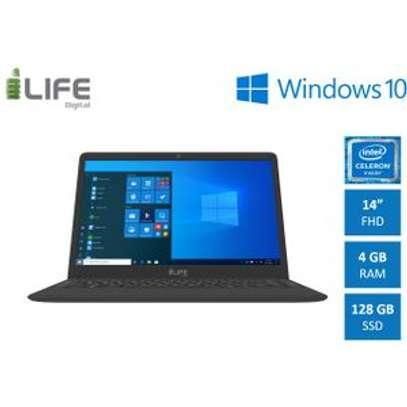 """Ilife Zed Air, 14"""" FHD Screen, Intel Celeron, 4GB RAM, 128GB Storage"""