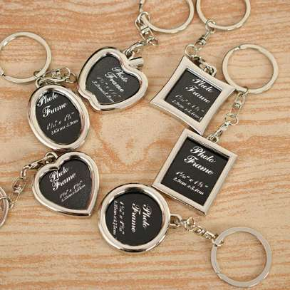 Picture Frame Key Holders