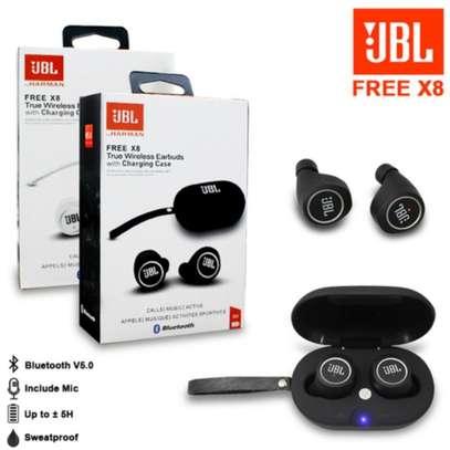 Jbl Free Tws X8 Bluetooth Wireless Earbuds In Nairobi Pigiame