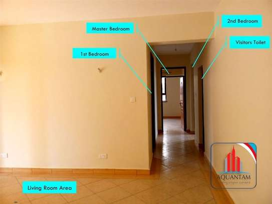 3 bedroom apartment for rent in Thika Road image 2