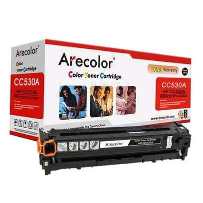 304A black only CC530A printer HP LaserJet,HP Color LaserJet M2320fxi M2320n M2320nf P2025x Printer series image 5