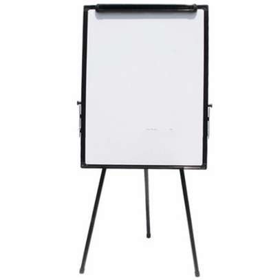 Home learning whiteboards 3*2ft with a stand image 1