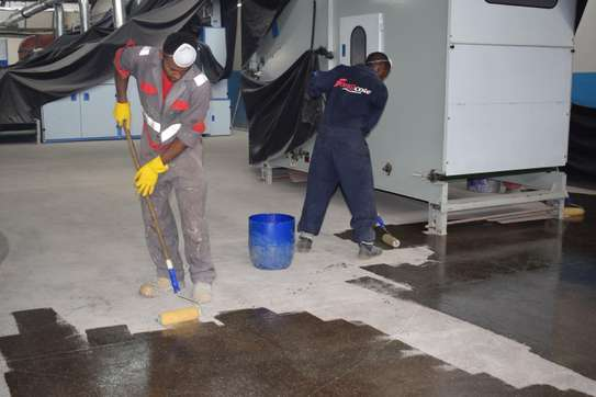 Flooring That's Chemical-Resistant & Durable image 4