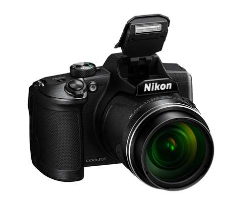 Nikon Coolpix B600 - 16MP - 60X Optical Zoom - Compact Camera