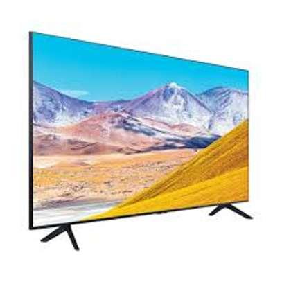 Samsung 75 inches Smart Digital 75TU8000 UHD-4K Frameless TVs image 1