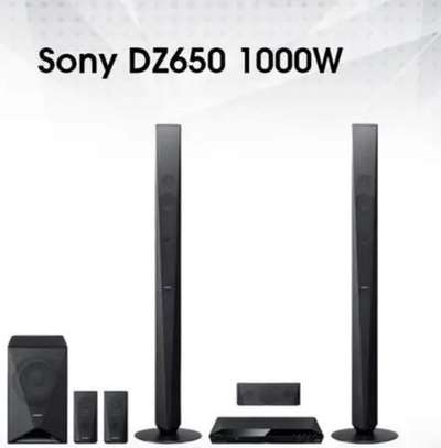 Tall Boy Sony DZ650 Home Theatre System image 1