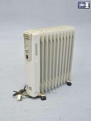 11 Fin Oil Based Room Heaters Room Heaters image 1