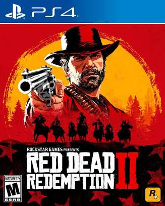 Ps4 red dead redemption 2 image 1