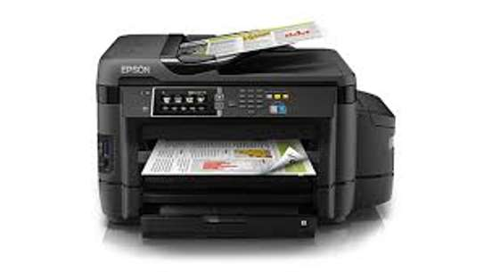 Epson L1455 A3 Wi-Fi Duplex All-in-One Ink Tank Printer image 1