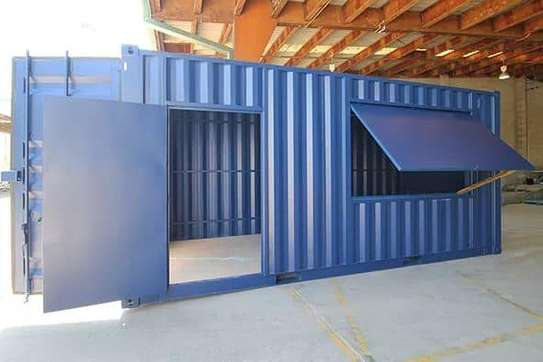 Container Stalls image 4