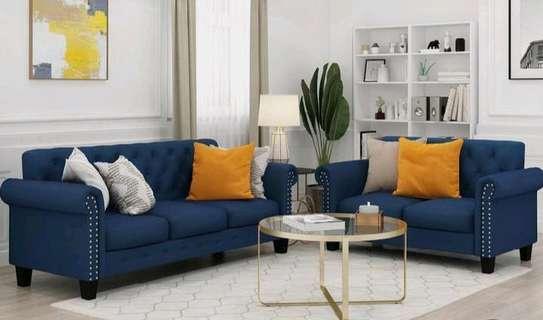 Three seater sofas/Two seater sofas/complete set of sofas image 1