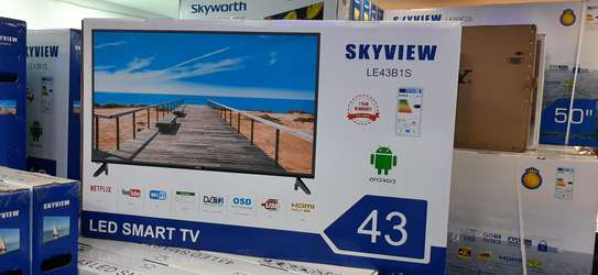 Skyview 43 inch Smart Android Tv image 1