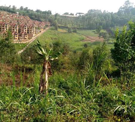 2.25 acres for sale fronting tarmac in Limuru Redhill image 1