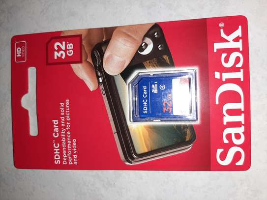 SanDisk 32GB Class 4 SDHC Memory Card