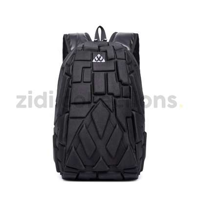 Super Cool High Quality Hard Shell Laptop Backpack image 3