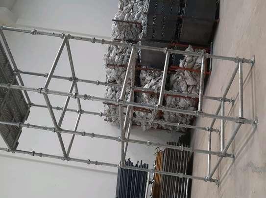 scaffolding cuplocks image 1