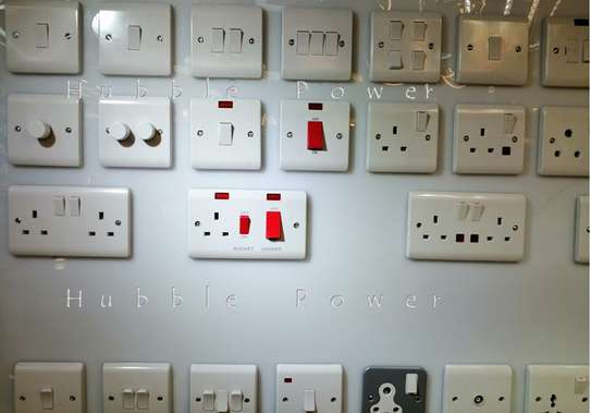 Electrical Sockets & Switches