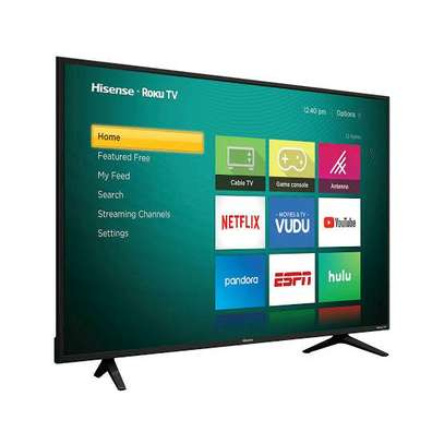 Hisense 40 inches Smart TV Android FHD series 7 image 1