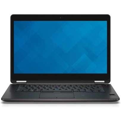 """DELL Latitude E7470 Ultrabook Core I5-6300U-2.4GHz 8GB 256GB SSD 14"""" Black image 1"""