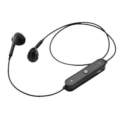 S6 Wireless Sport BlueTooth Earphone For Iphone And Android Mobile image 2