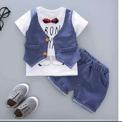 3pc Boy outfit image 1