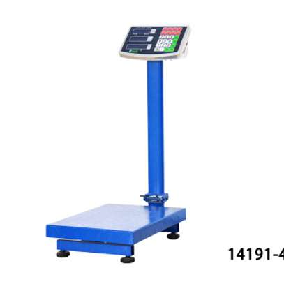 Electronic digital Price Computing Platform Scale Bench Scale Corrugated steel platform