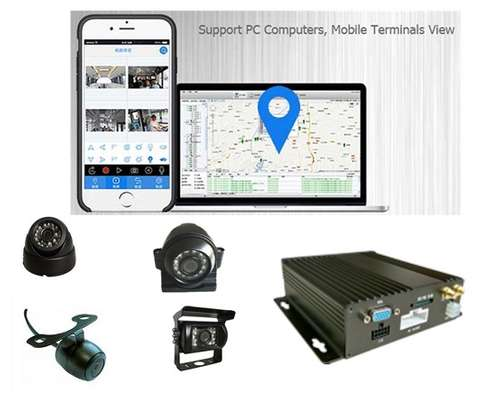Bus Cameras / Vehicle Cameras and Mobile DVRS