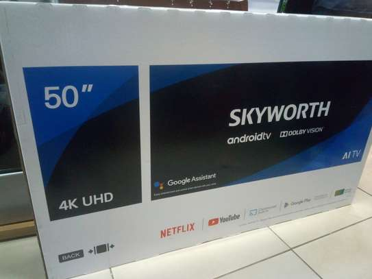 Skyworth 50 inches smart tv
