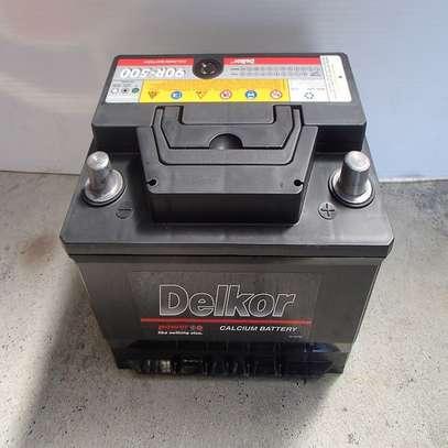 DELKOR DIN55 batteries. image 1