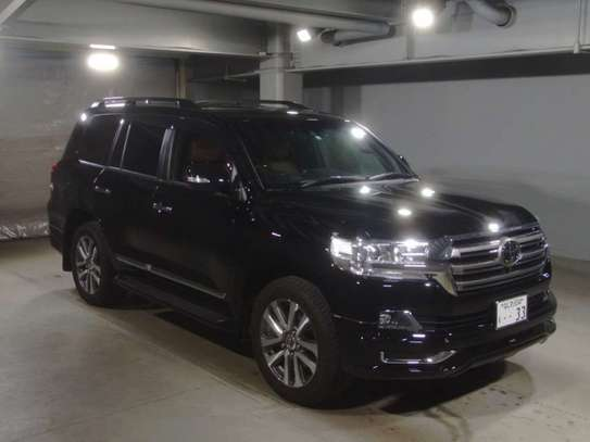 Toyota Land Cruiser ZX V8 2018