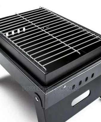 Portable Charcoal Grill image 1