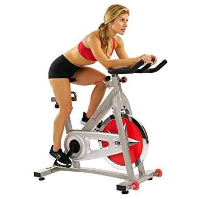 Static bike for weight loss!