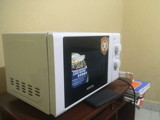 Bruhm BMO720 - Microwave Oven Solo - 700W - 20 Litres image 4